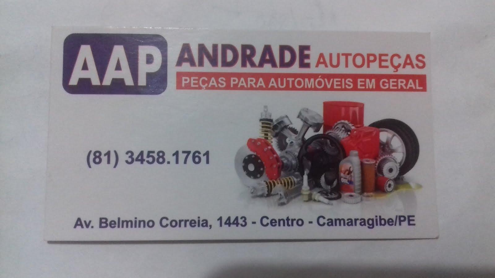 ANDRADE AUTOPEÇAS