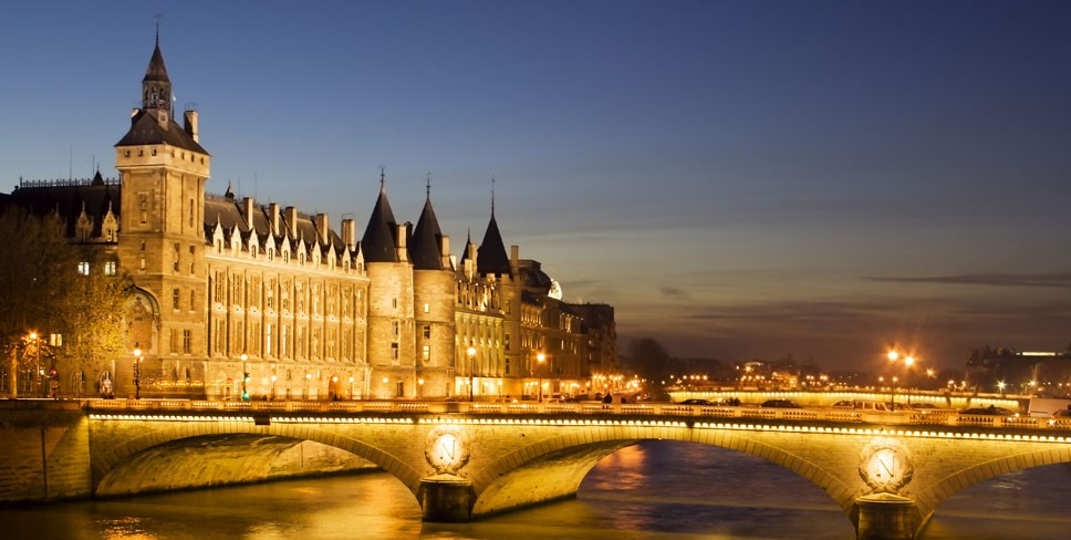 how to travel from london to paris france