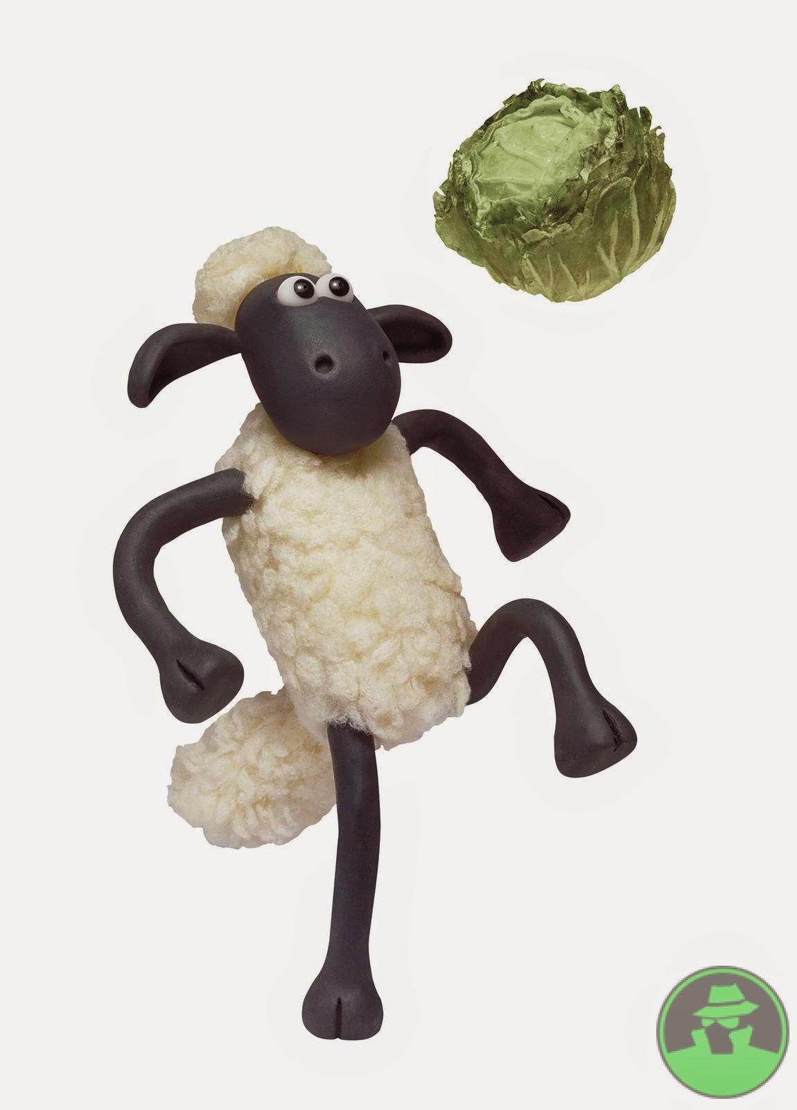 Kumpulan Gambar Shaun The Sheep   Gambar Lucu Terbaru Cartoon ...