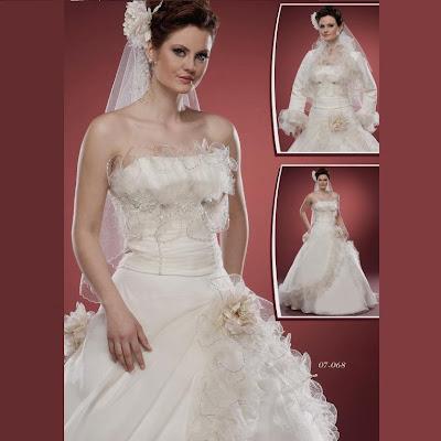 Turkish fashion 2012 fantastic bridal dresses 2012 for Turkish wedding dresses online