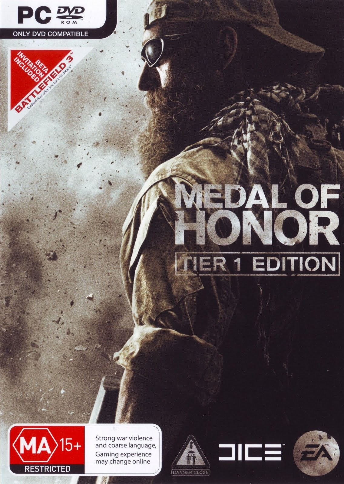 Dream Games: Medal Of Honor : Limited Edition