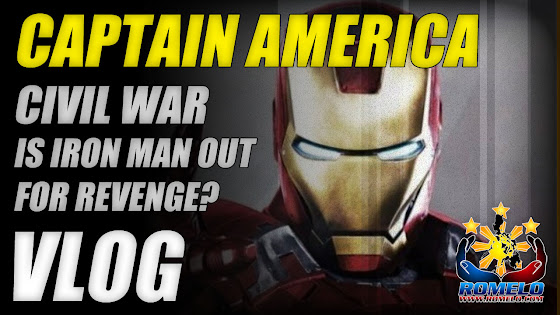 Captain America: Civil War ✪ Iron-Man Out For Revenge? Winter Soldier Killed Howard Stark?