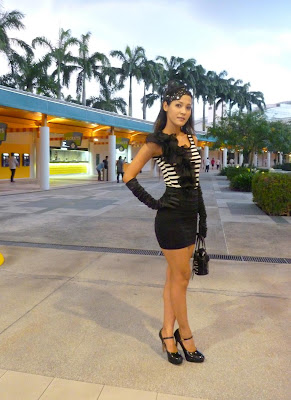 ... (or Two) About Holly Jean: Singapore Turf Club, Fashion At The Races