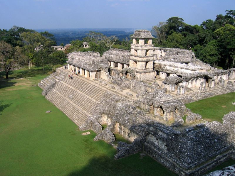 Educahonduras la arquitectura maya for Las construcciones de los mayas