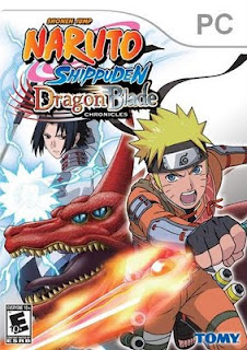 Naruto Shippuden Dragon Blade Chornicle (PC-Game)
