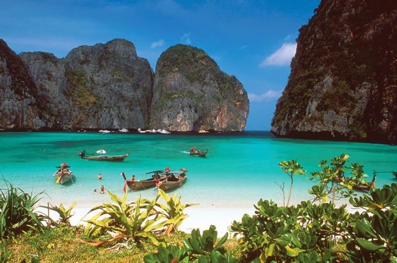 Vacaciones de verano en tailandia