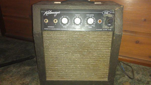 Craigslist Vintage Guitar Hunt July 2012