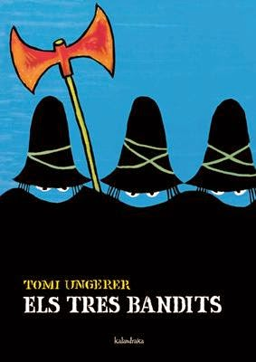 Llibre infantil Els tres bandits