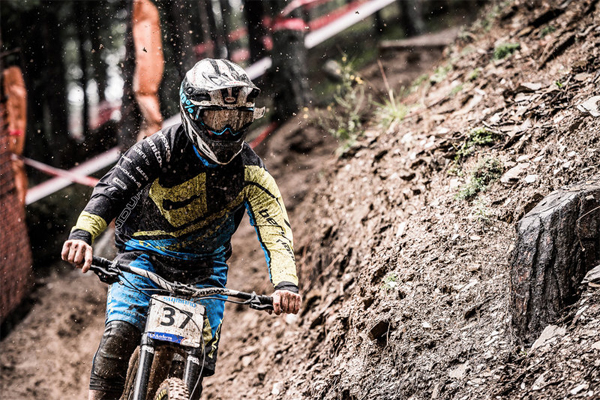 2015 Vallnord UCI World Championship Downhill: Event Highlights Rupert Chapman