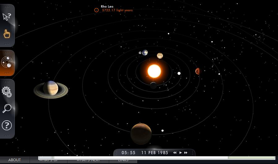 desktop solar system model - photo #13