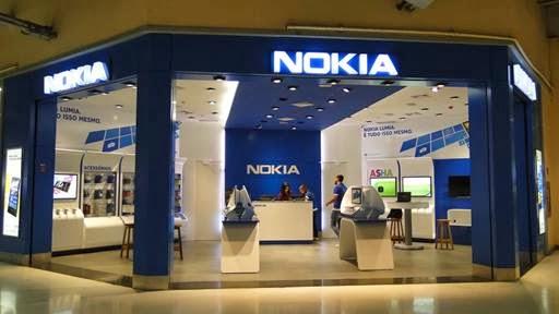 Nokia inaugura loja no Bangu Shopping