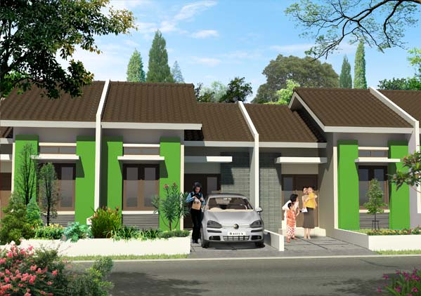Harapan Mulya Regency Kota Harapan Indah | Ask Home Design