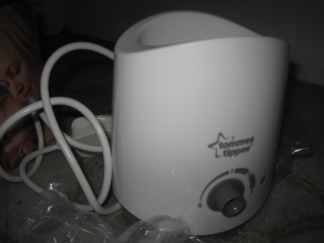 bottle warmer tommee tippee instructions