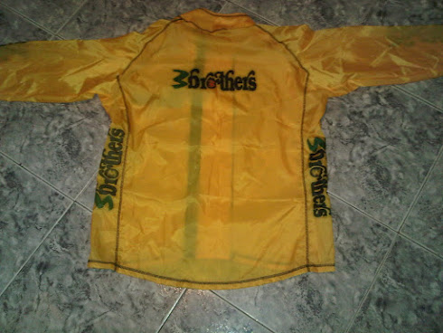 CHAQUETA IMPERMEABLE 3 BROTHERS