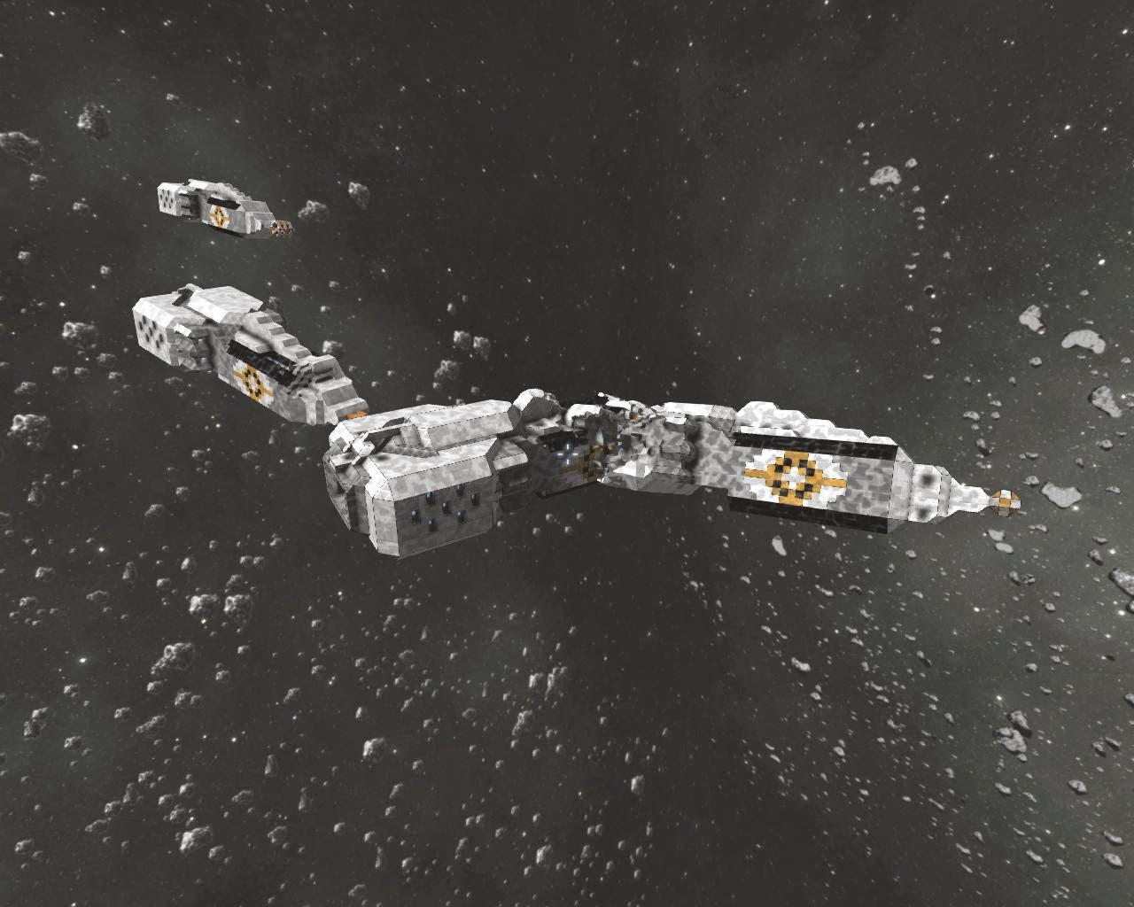 Как сделать корабль корабли в space engineers 916