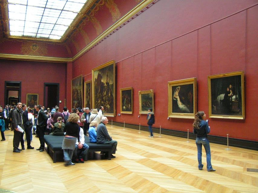 The Louvre Museu