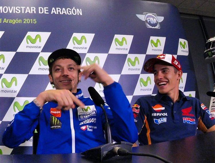 MotoGP : Ini dia urutan starting grid di sirkuit Aragon 2015
