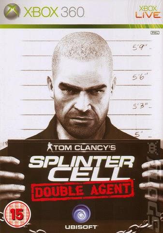 Tom Clancy's Splinter Cell Double Agent – XBox 360