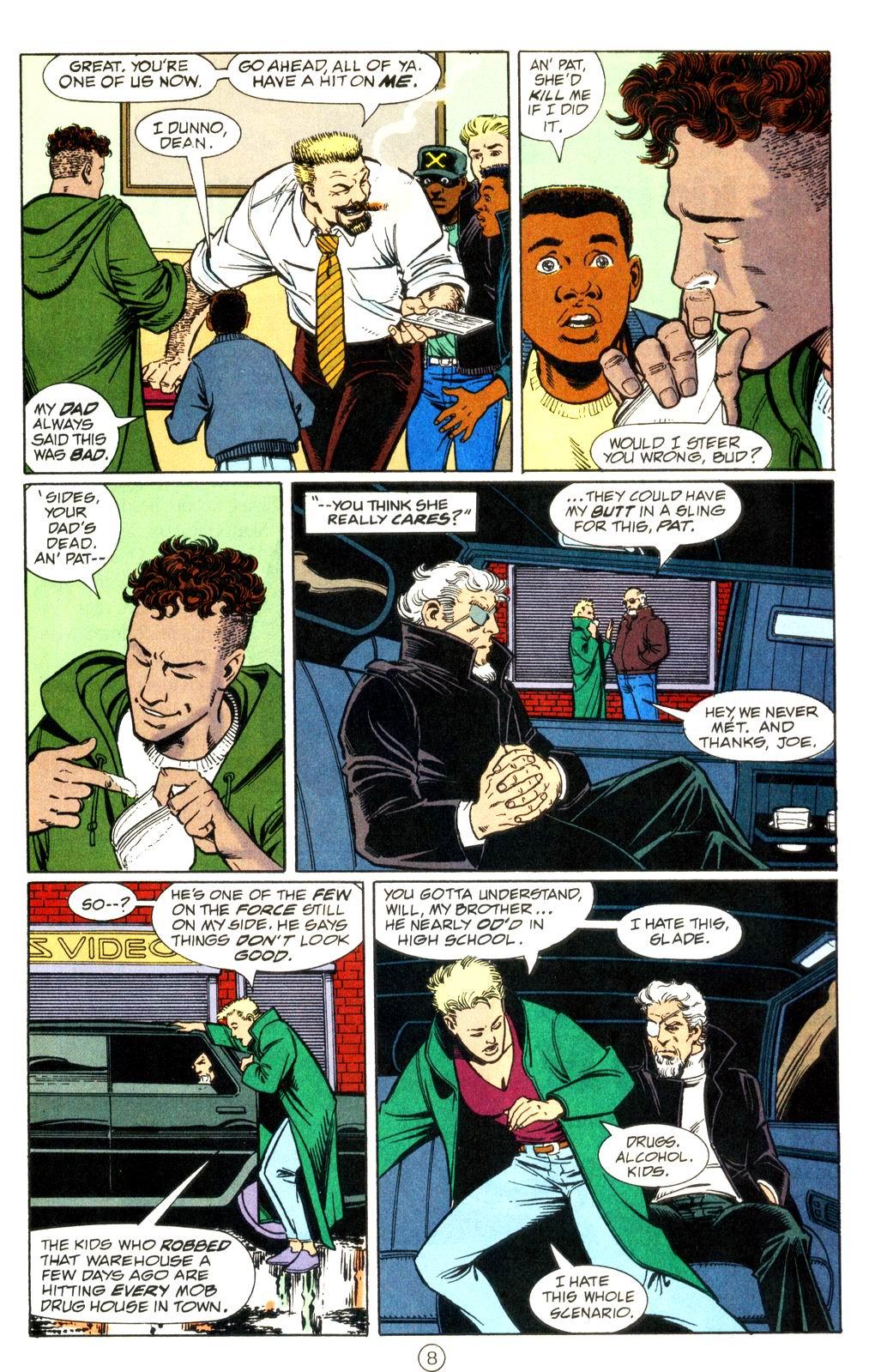 Deathstroke (1991) Issue #11 #16 - English 9