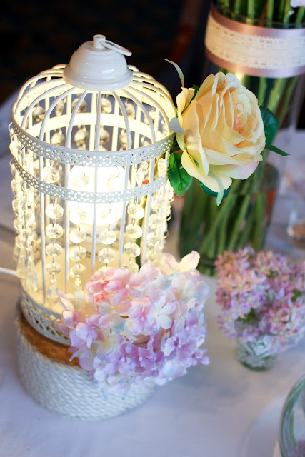 wedding decoration at Harbour Grand Kowloon by Lily Sarah