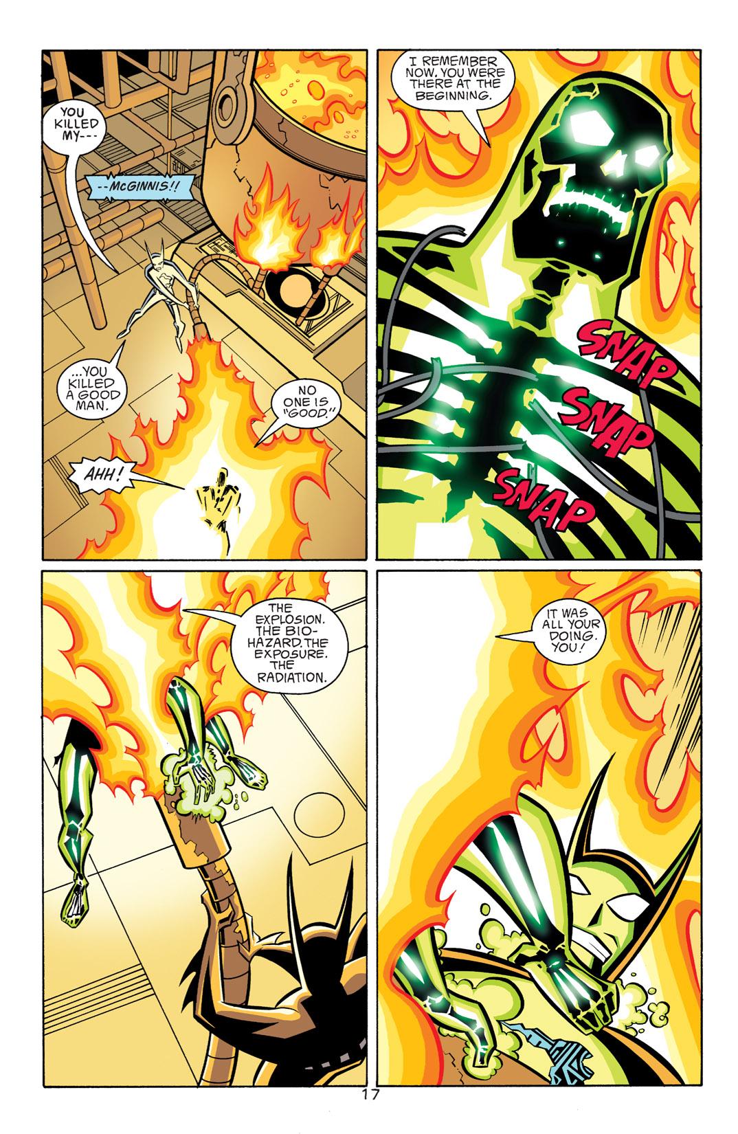Batman Beyond [II] Issue #18 #18 - English 18