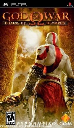 God Of War, Chains Of Olympus, psp game, download, free, mediafire