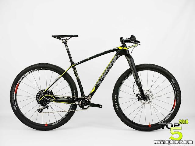 Nueva Berria Bravo Infinity con RS-1 por sólo 3.499 euros