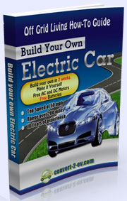 Build Your Own Electric Car