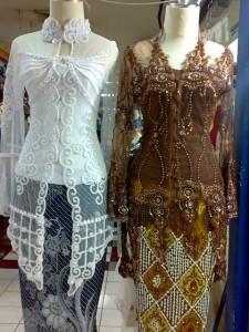 Contoh Model Baju Kebaya Acara Wisuda