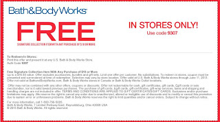 bath and body works printable coupons