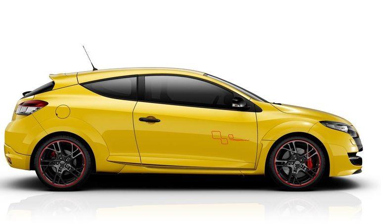 2011 Renault Sport MeganeTrophy