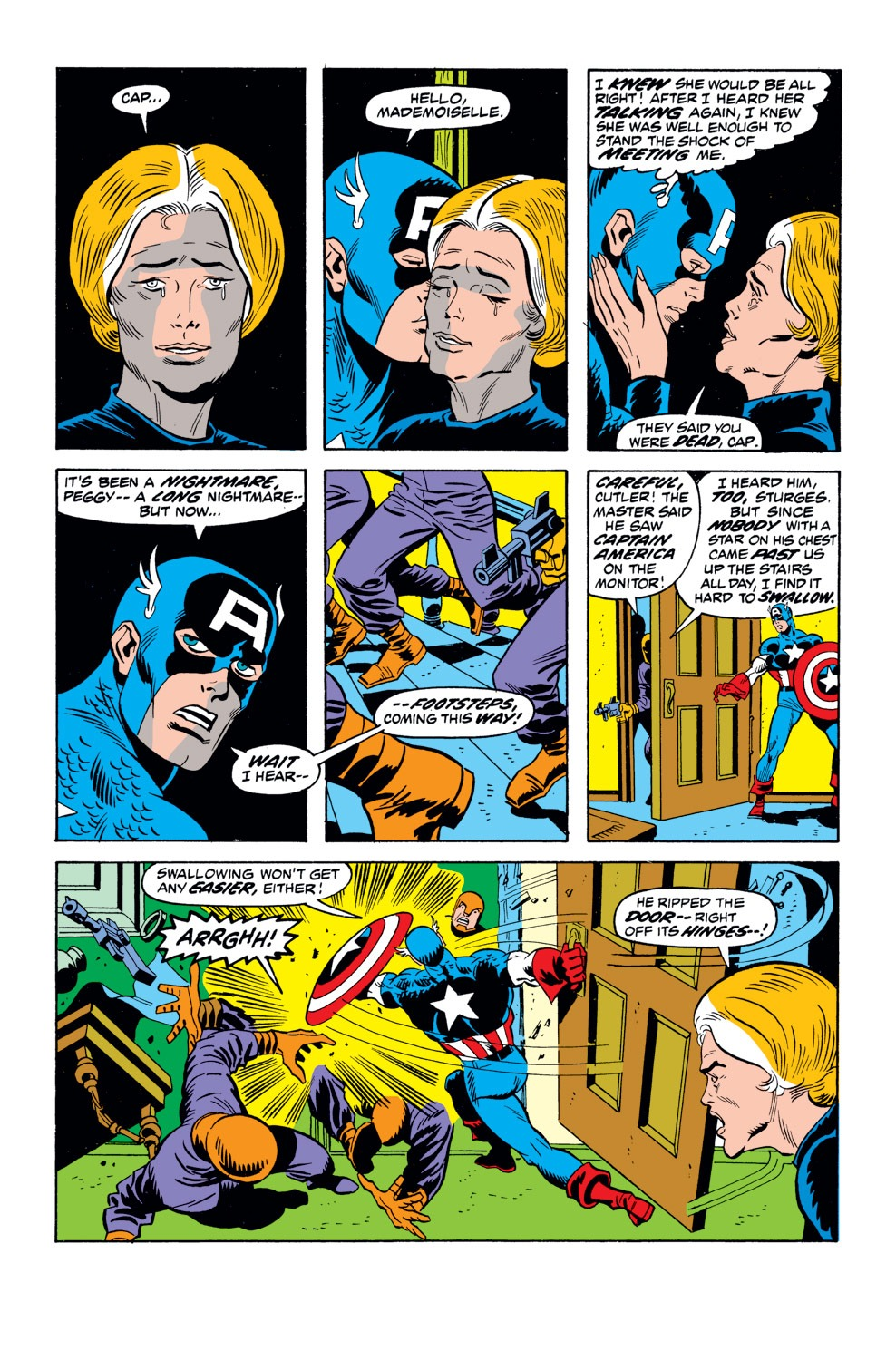 Captain America (1968) Issue #162 #76 - English 16