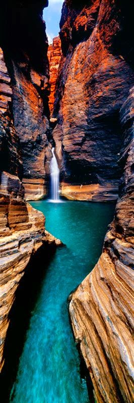WATERFALL IN AUSTRALIA