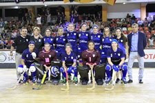 TAÇA INTERCONTINENTAL FEMININA 2018