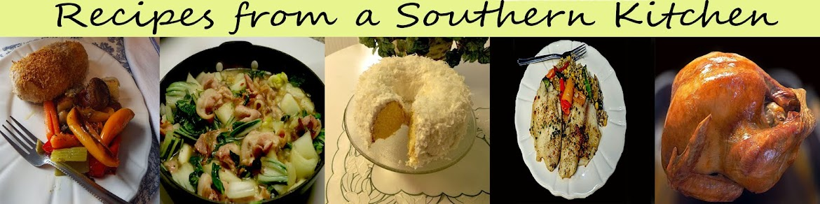 Recipes from a Southern Kitchen