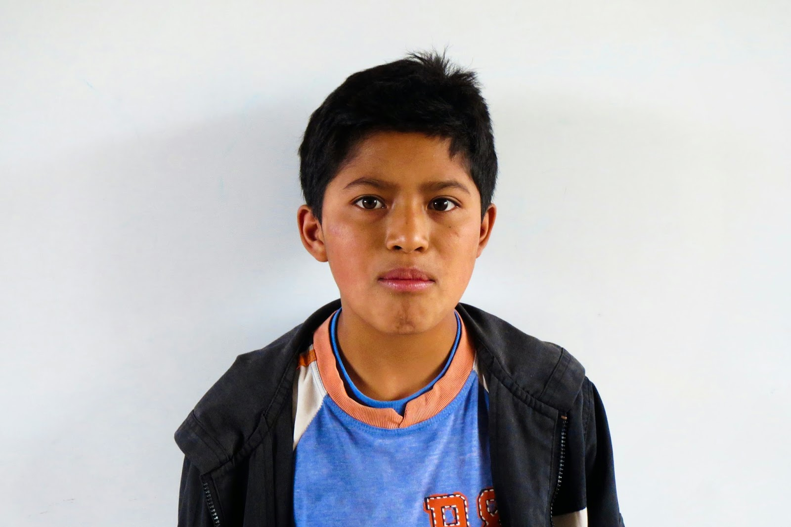 Holguer, Age 11
