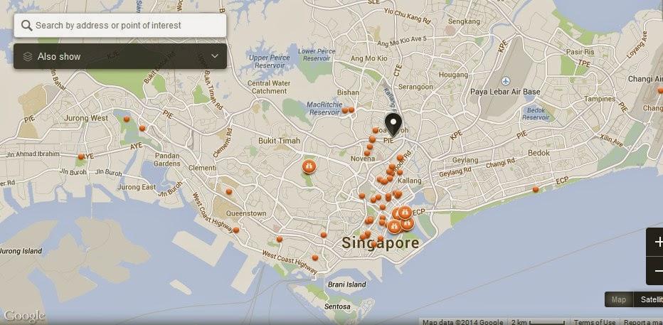Lian Shan Shuang Lin Temple Singapore Map,Tourist Attractions in Singapore,Map of Lian Shan Shuang Lin Temple Singapore,Lian Shan Shuang Lin Temple Singapore accommodation destinations hotels map reviews photos pictures
