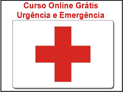 Curso Online Grátis de Urgência e Emergência