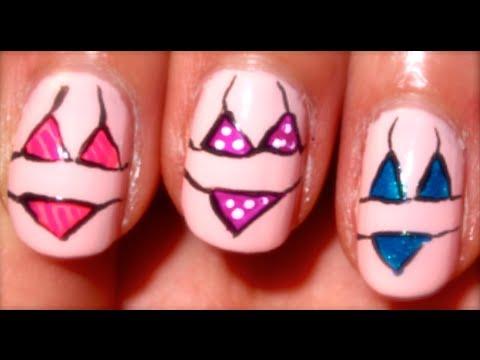 nail art nail Ideias de Unhas para a Primavera