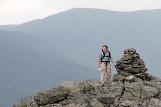 Osgood Trail on Mt. Madison in the Presidential Range