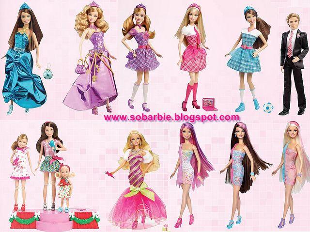 Barbie Escola De Princesa Barbie Natal Perfeito E Outras