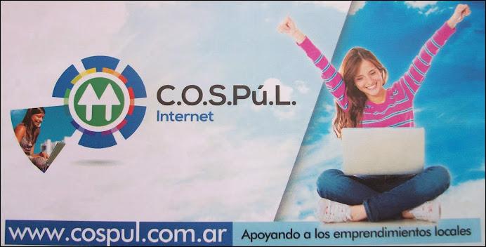 ESPACIO PUBLICITARIO: C.O.S.Pú.L. INTERNET