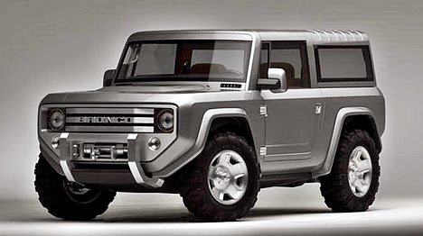 2015 Ford Bronco Design Review Car Drive And Feature