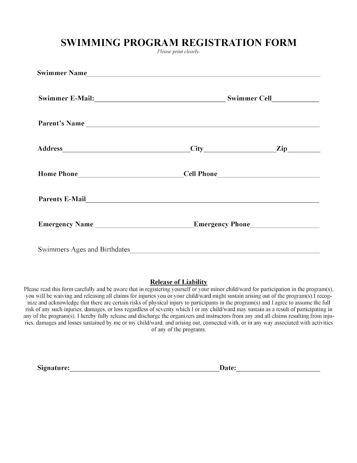 Bishop Canevin Swim Team Recruitment The Bishop Canevin High School Blog