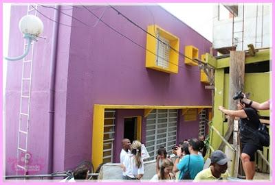 Casa do Lar Doce Lar Comunidade Santa Marta
