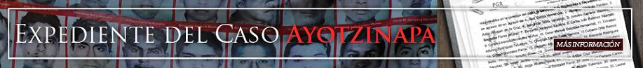 Expediente del caso Ayotzinapa
