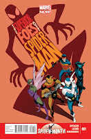The Superior Foes of Spider-Man #1 Cover