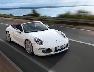 Porsche 2012 New 911 Carrera Cabriolet S