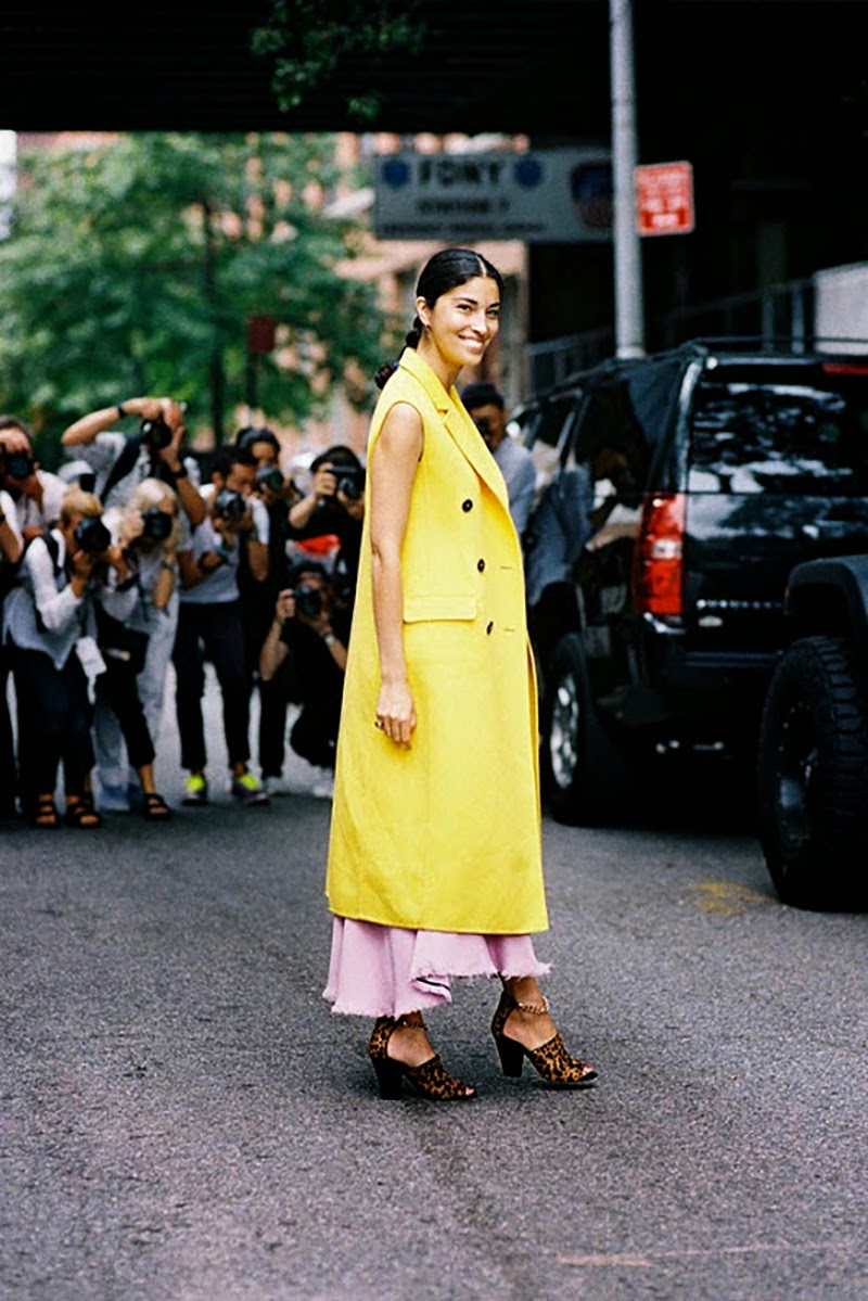 MELLOW YELLOW AT NEW YORK FWSS 2015