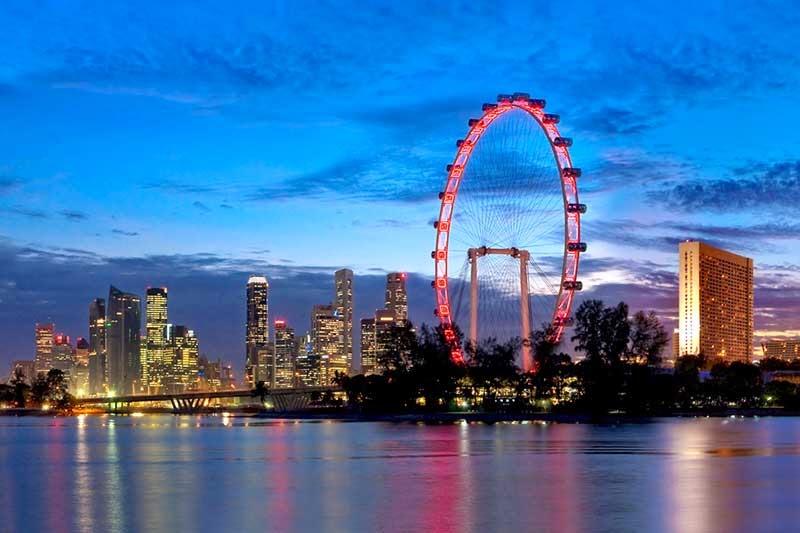 Singapore Flyer Tempat Wisata Di